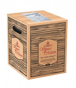 Macin Premiat Muscat Ottonel Alb Demidulce Bag in Box 10L