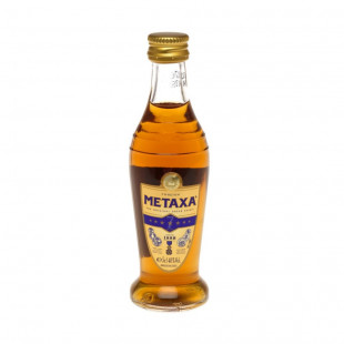 Metaxa 7 Stele 50ml