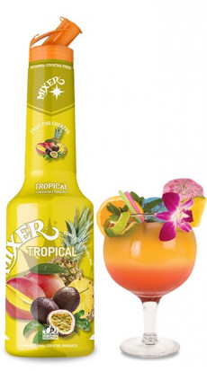 Mixer Concentrat Pulpa 100% Tropical