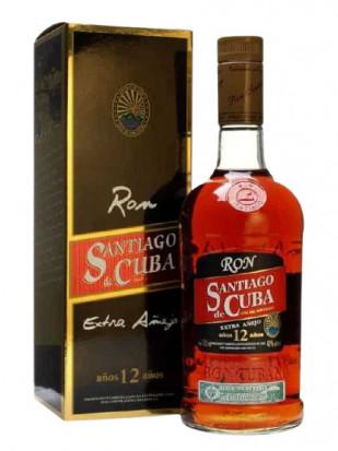 Ron Santiago De Cuba Extra Anejo 12YO 0.7L