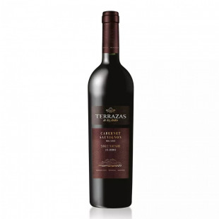 Terrazas Single Vineyard Cabernet Sauvignon Argentina 750ml