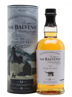 The Balvenie 14 YO The Week of Peat 0.7L