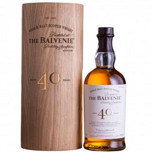 The Balvenie 40 YO 0.7L