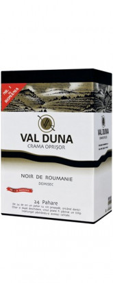 Val Duna Noir de la Roumanie Bag In Box 10l