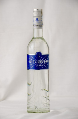 Vodca Discovery 37.5% 500ml
