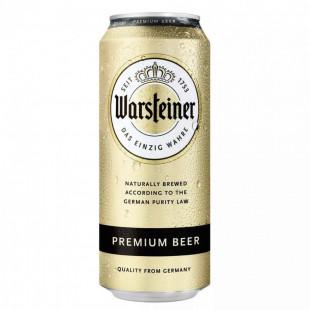Warsteiner Bere doza 500ml