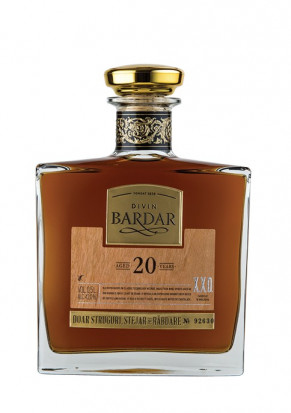 Divin Bardar Platinum XO 20 ani 0.5L