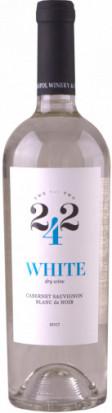 Kvint 242 Blanc De Noir Cabernet Sauvignon 0.75L