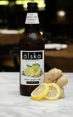 Alska Cider Lemon & Ginger 0.5L