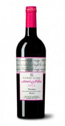 Amore e Follia 2016 Toscana Rosso IGT 0.75L