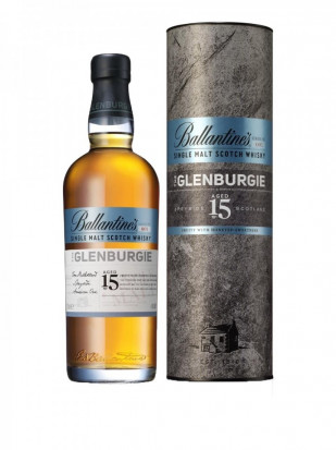 Ballantine's Single Malt Glenburgie 15 YO
