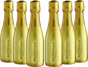 Bottega Gold Prosecco Doc 0.2L