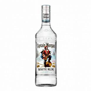 Captain Morgan White Rum 0.7L