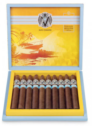 Davidoff AVO Regional South Edition 2020 10 Bucati