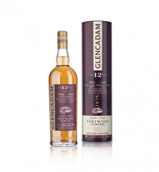 Glencadam 12 Year Old Portwood Finish Whisky
