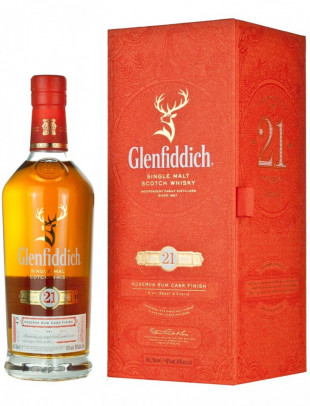 Glenfiddich 21 YO 700ml