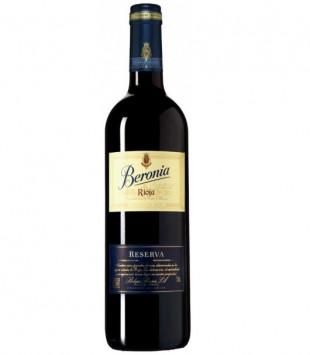 Gonzalez Byass Beronia Rioja Reserva 0.75L