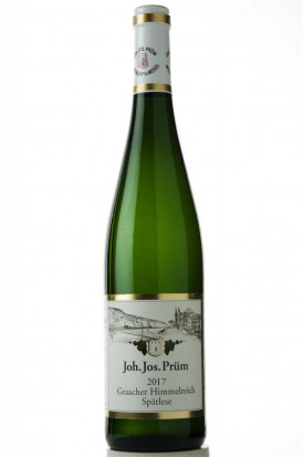 Graacher Himmelreich 2017 Riesling Spatlese 0.75 L
