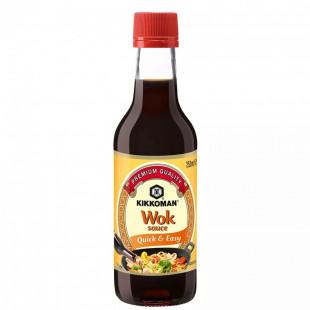 Kikkoman Sos soia Wok 250 ml