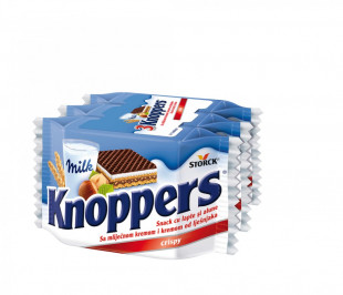 Knoppers pachet 3x25g