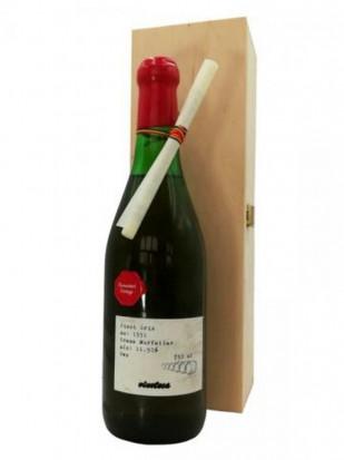 Murfatlar Pinot Gris 1991 (cutie lemn)