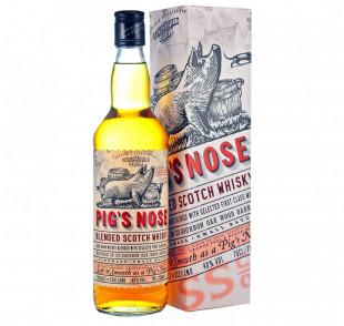 Pig's Nose Blended Scotch Whisky 0.7L