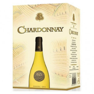Samburesti Chardonnay Bag in Box 5L
