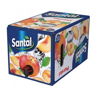 Santal Bag In Box Piersici 10L