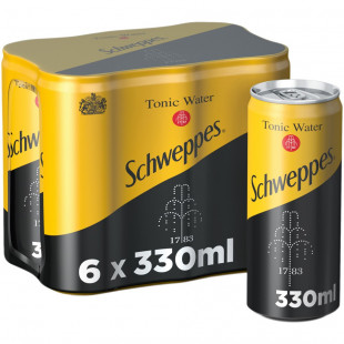 Schweppes Kinley Tonic Water 330ml