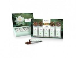 TeaForte - cutie cu 15 infuzii ceai Lotus