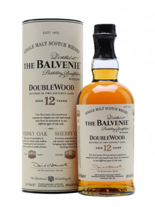 The Balvenie Double Wood 12 YO 0.7L