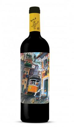 Vidigal Porta 6 Vinho Regional Lisboa Tinto 0.75 L