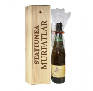 Vin Vinoteca Murfatlar Chardonnay Cutie Lemn 1964 0.75L