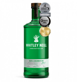 Whitley Neill Original Handcrafted Dry Gin 0.7L