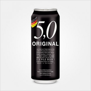 5.0 Original Dark Beer