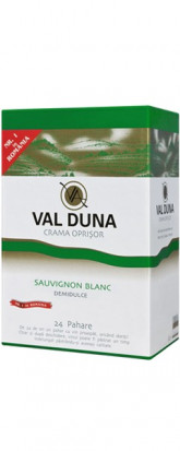 Val Duna Sauvignon Blanc Bag in Box 5L