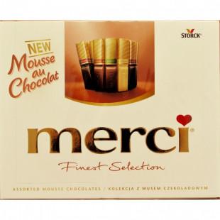 Praline Merci Mousse Au Chocolat 210g