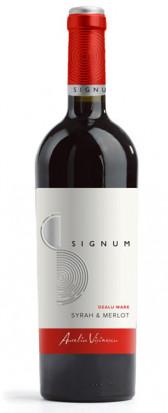 Aurelia Visinescu Signum Syrah & Merlot 0.75L
