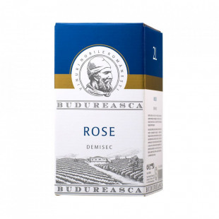 Budureasca Rose Bag in Box 2L