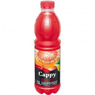 Cappy Pulpy Grapefruit, PET 1.5L, Bax 6 buc