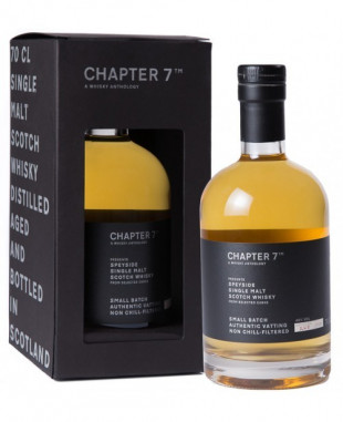 Chapter 7 Speyside