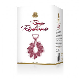 Domneiile Samburesti Rouge de Roumanie Bag in Box 5l