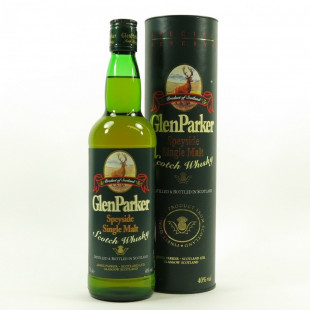 Glen Parker Speyside Single Malt Scotch Whisky