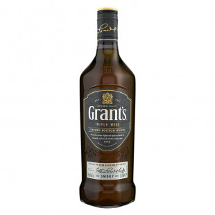 Grant's Triple Wood Smoky 0.7L