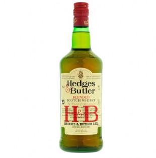 Hedges&Butler Blended Scotch Whisky 5YO 0.7L