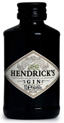 Hendrick's Gin Distilat 50ml