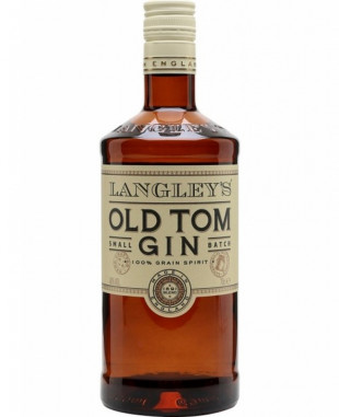 Langley's Gin Old Tom 700ml