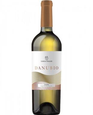 Lebada Neagra Danubio Aligote & Chardonnay Fume 0.75L