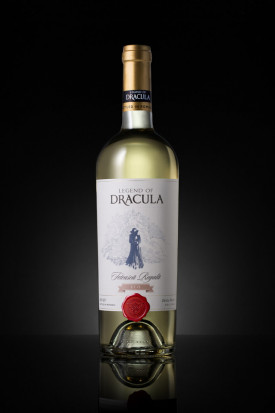 Legendary Dracula Legend of Dracula Feteasca Regala ECO 0.75L
