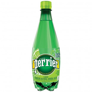 Perrier Apa Minerala Lime 0.5L